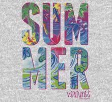 Summer Ventures One Piece - Short Sleeve