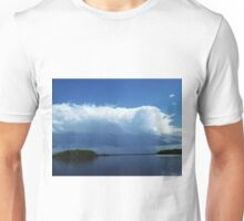 Severe storms moving into northwest Wisconsin Unisex T-Shirt