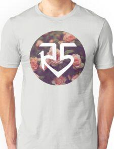 Floral R5 Logo Unisex T-Shirt