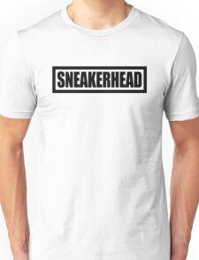 Sneakerhead Box - Black Unisex T-Shirt