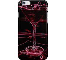 Neon Martini iPhone Case/Skin