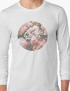 The Strokes - Floral Long Sleeve T-Shirt