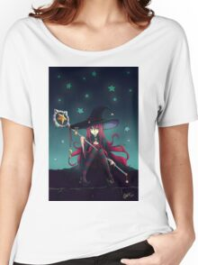Starlight Witch Women's Relaxed Fit T-Shirt