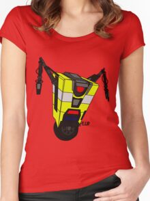 Clap Trap Women's Fitted Scoop T-Shirt