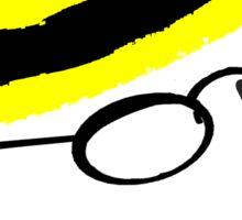 James Joyce Sketch Sticker