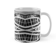 Curved Window Pattern Mug