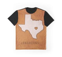Texas Longhorns Graphic T-Shirt