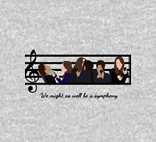 Root and Shaw – We Might As Well Be A Symphony Unisex T-Shirt