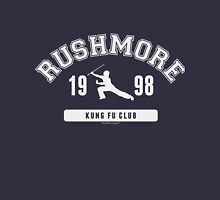 Rushmore Kung Fu Club - Cult Classic Movie - White Women's Fitted Scoop T-Shirt
