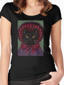 Royal Cat Women's Fitted Scoop T-Shirt
