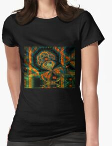 Window To Khon Womens Fitted T-Shirt