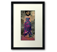 When I Was Out In The Woods Today Framed Print