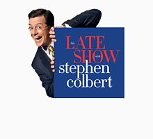 The Late Show with Stephen Colbert Unisex T-Shirt