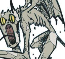 Gargoyle: Scream Sticker