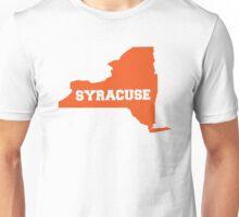 Syracuse New York Unisex T-Shirt