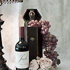 Wine Tasting Evening by Sherry Hallemeier