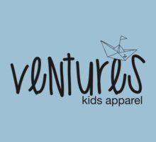 Ventures Kids  One Piece - Short Sleeve