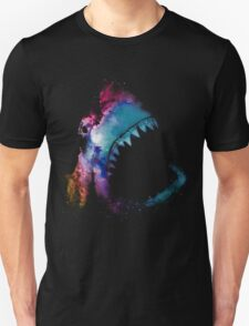 Space Shark Unisex T-Shirt