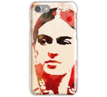 Frida Kahlo I Paint My Own Reality  iPhone Case/Skin