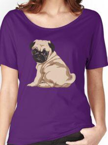 Pug Puppy Women's Relaxed Fit T-Shirt