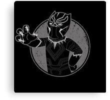 Panther Boy Canvas Print