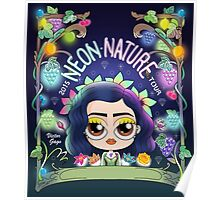 NEON NATURE TOUR Poster