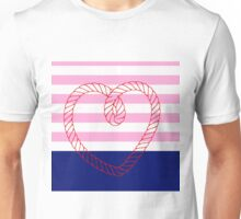 Ahoy me hearty! (dipped) Unisex T-Shirt