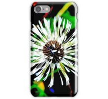 Gone To Seed 2 iPhone Case/Skin