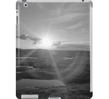Sunset on Arabia Mountain iPad Case/Skin