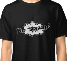 Braaap! 2-Stroke Engine Sound w/ Smoke - Dirt Bikes Classic T-Shirt