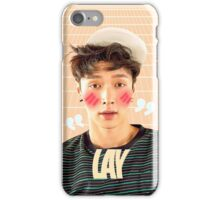 {LUCKY ONE} Lay  iPhone Case/Skin