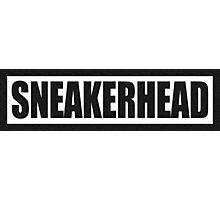Sneakerhead Box - Stoner Photographic Print