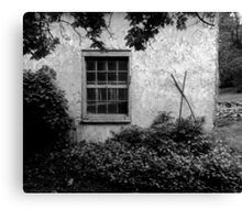 Neversink Toolshed Canvas Print