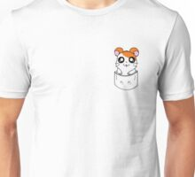 Hamtaro in a Pocket  Unisex T-Shirt