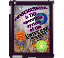 THE OPERATING SYSTEM iPad Case/Skin