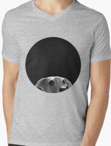Peepin Eevee Mens V-Neck T-Shirt
