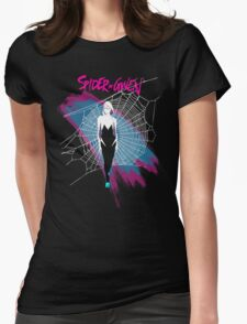 Spider Gwen  Womens Fitted T-Shirt