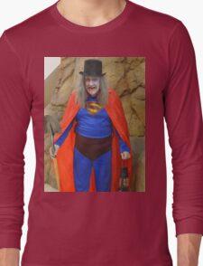 UZA Super Ray Digger The Grave Digger  Long Sleeve T-Shirt