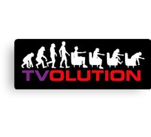 TVOlution Canvas Print