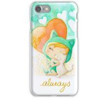 Love Always iPhone Case/Skin