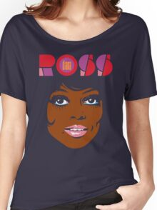 Diana Ross Women's Relaxed Fit T-Shirt