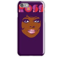 Diana Ross iPhone Case/Skin