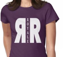 Royale Bar from Killjoys tv show, white design Womens Fitted T-Shirt
