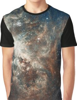 Tarantula Nebula Graphic T-Shirt