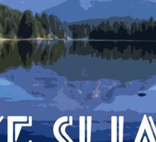 Lake Shasta Sticker