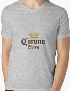 Corona Extra Mens V-Neck T-Shirt