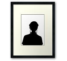 Justin Law Framed Print