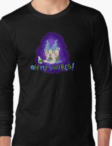 Oh My Swirls Long Sleeve T-Shirt
