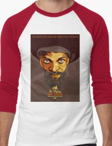 The Mighty Jah Shaka Men's Baseball ¾ T-Shirt