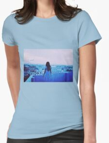 jetlagged Womens Fitted T-Shirt